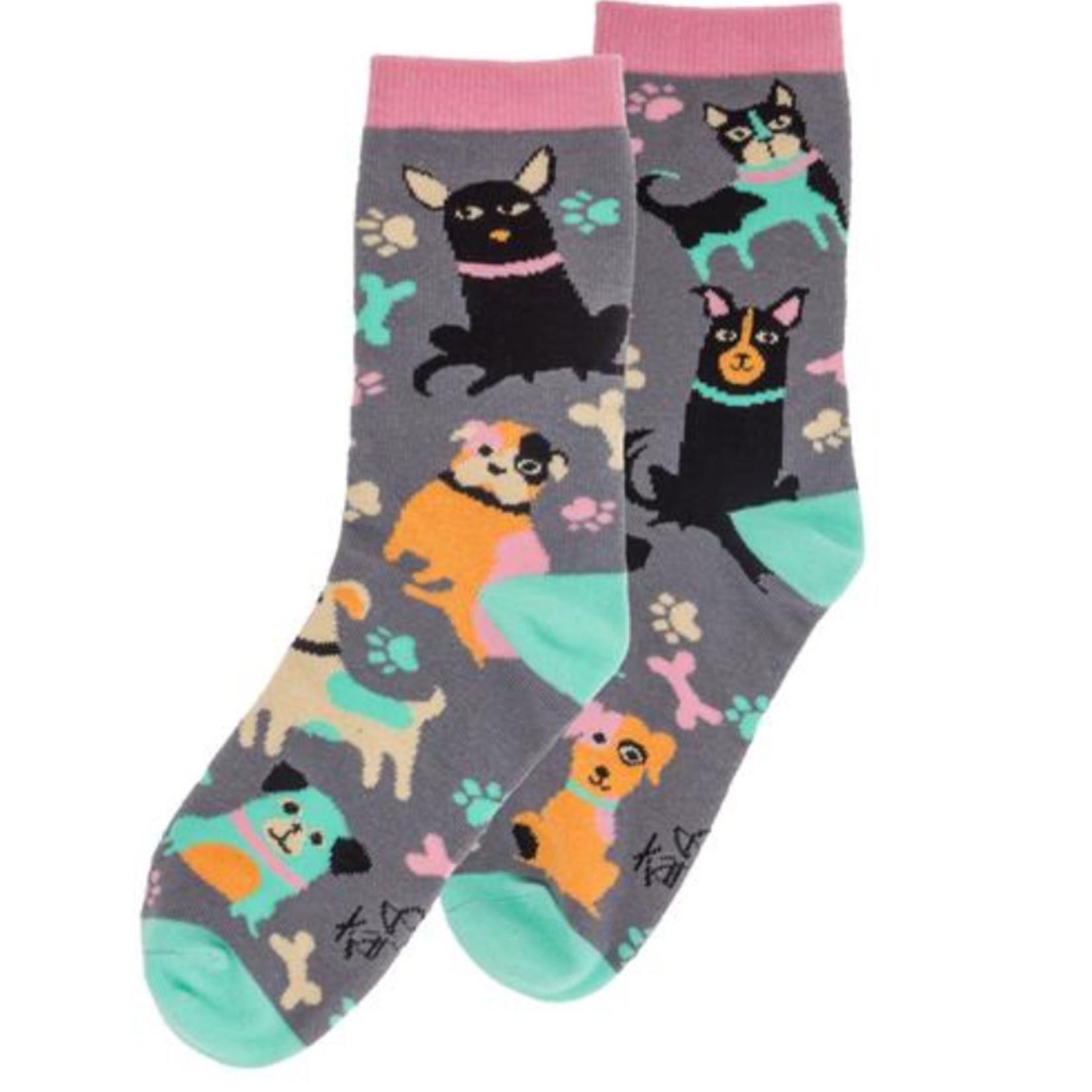 Karma Karma/Wit Socks