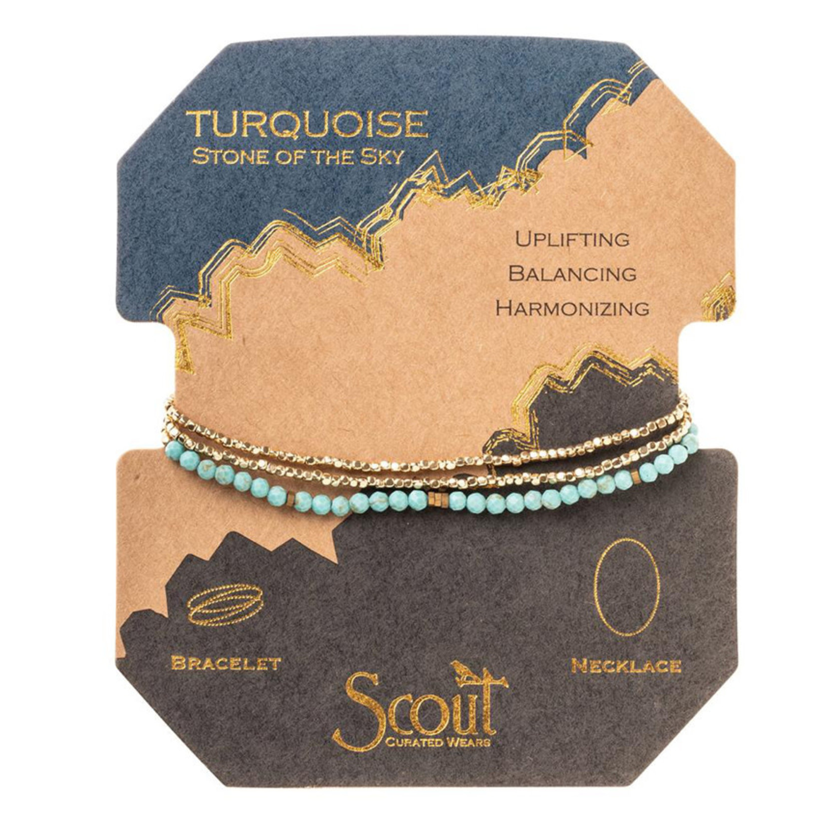 Scout Curated Wares Delicate wrap bracelets
