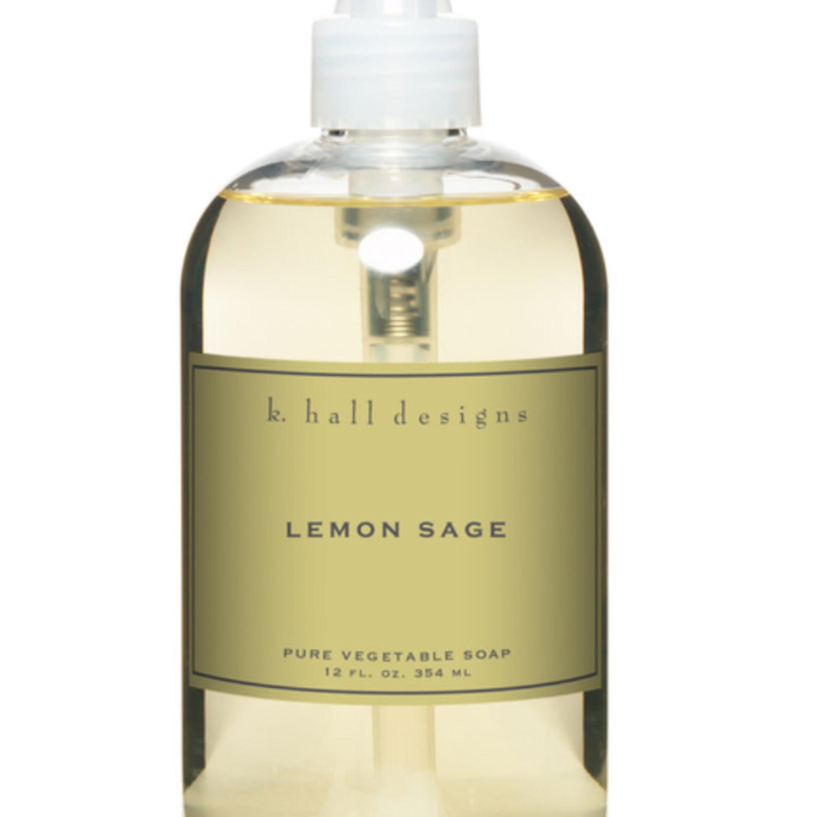 K. Hall K. Hall Liquid Soap
