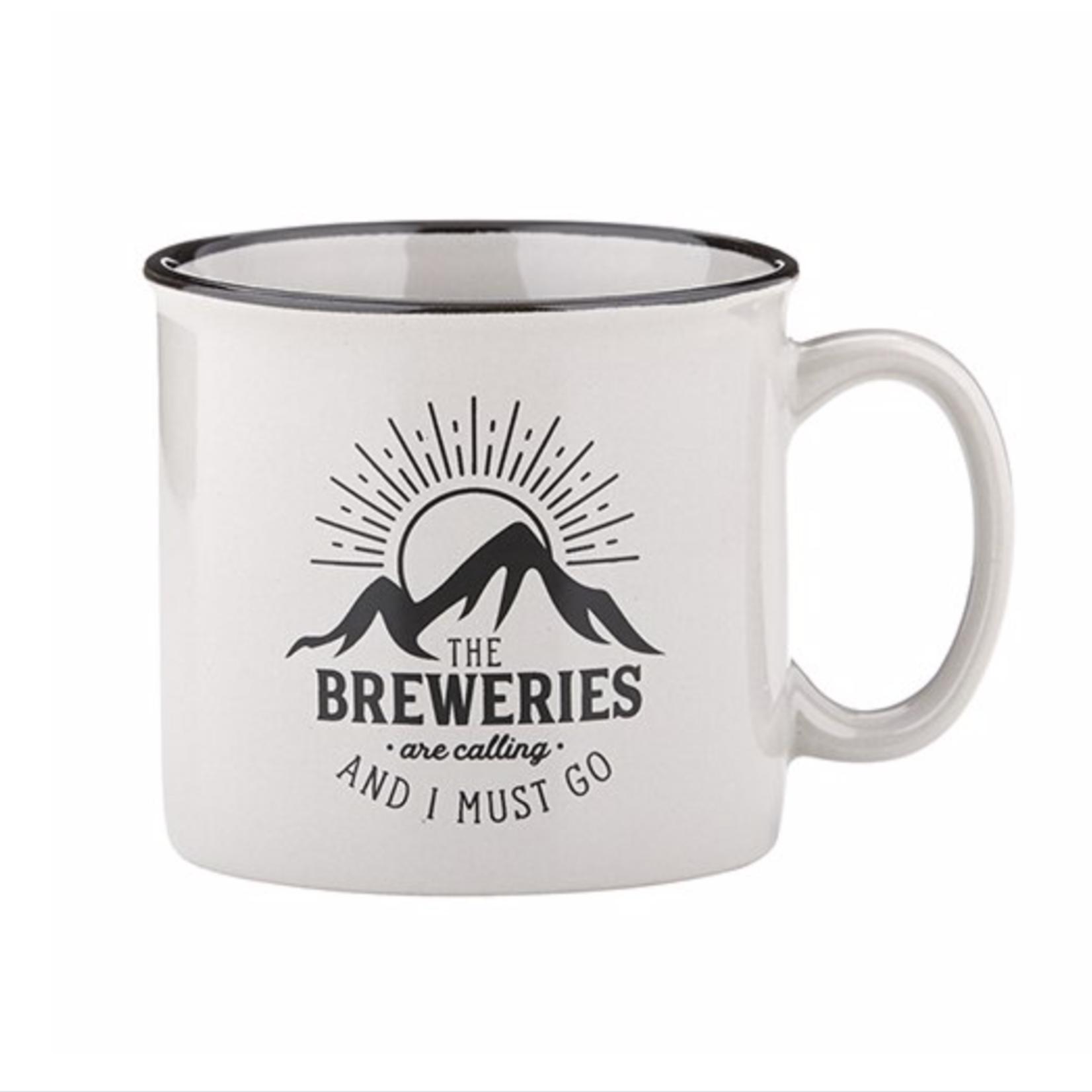 SB Designs The breweries mug