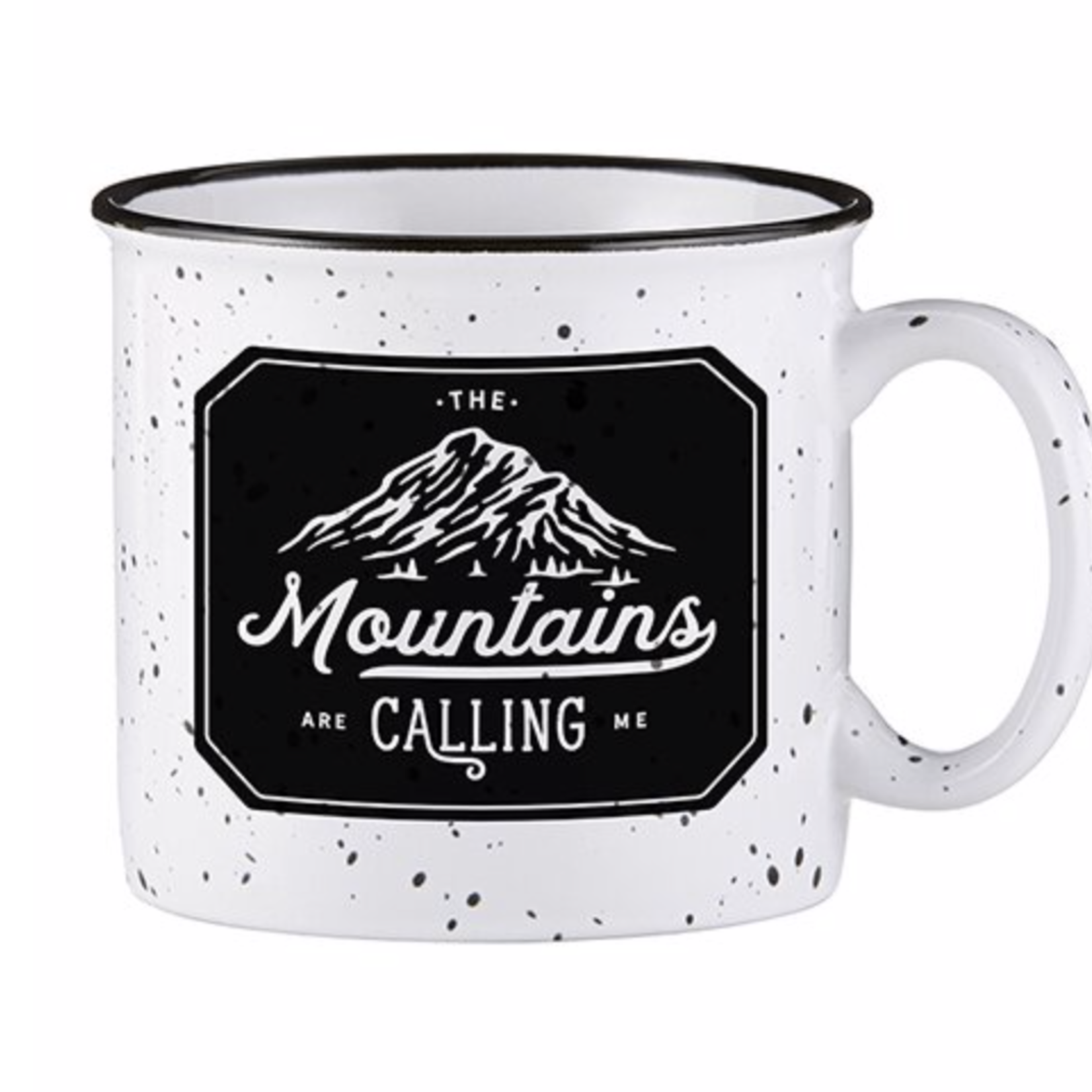 SB Designs Mountain mug