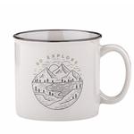 SB Designs Go explore mug