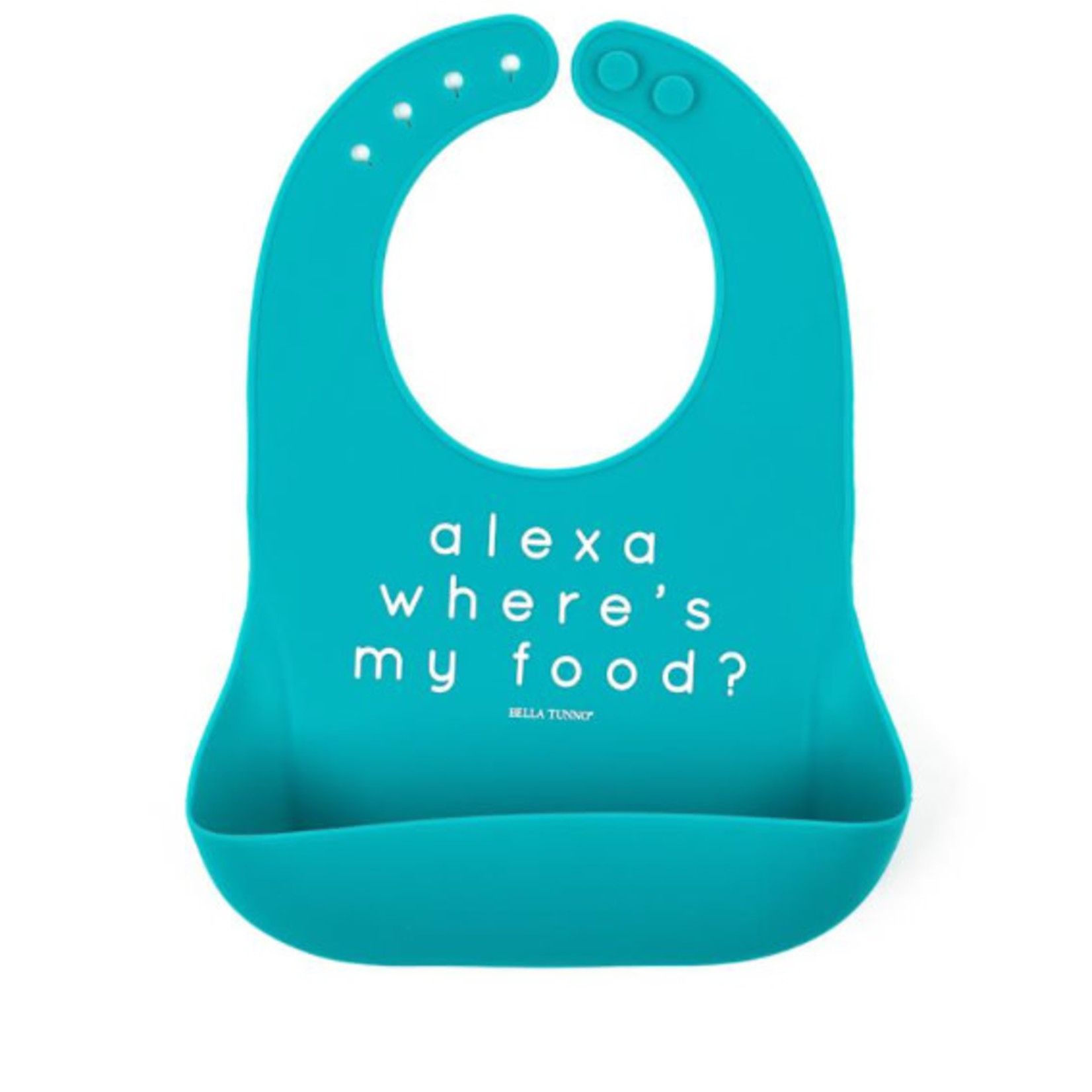 Bella Tunno Alexa wonder bib