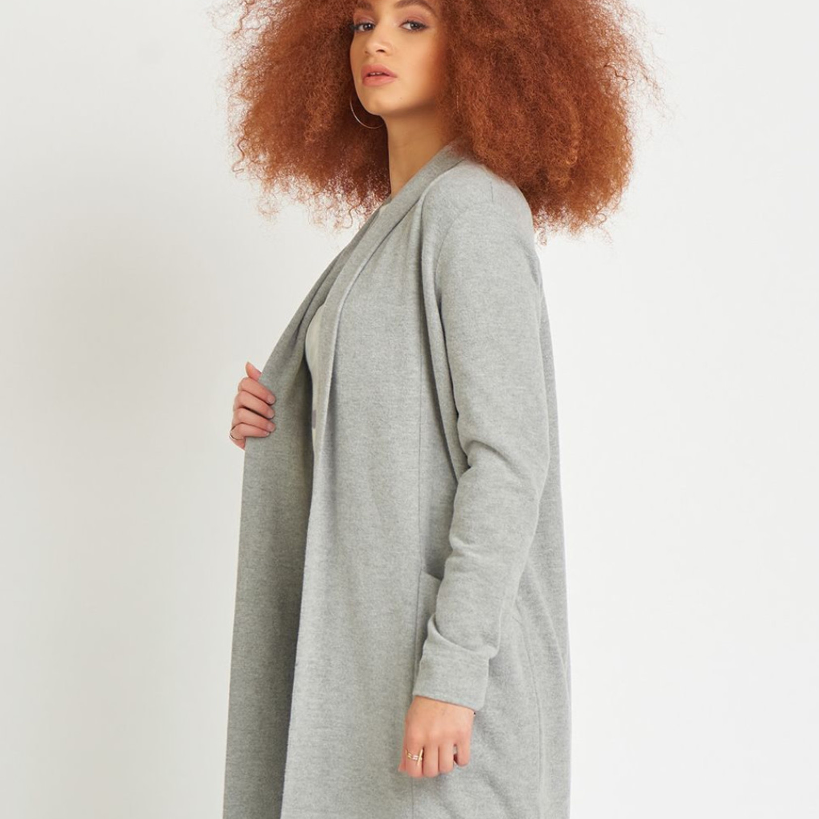 Dex LS Knit Cardigan DEX CLOTHING