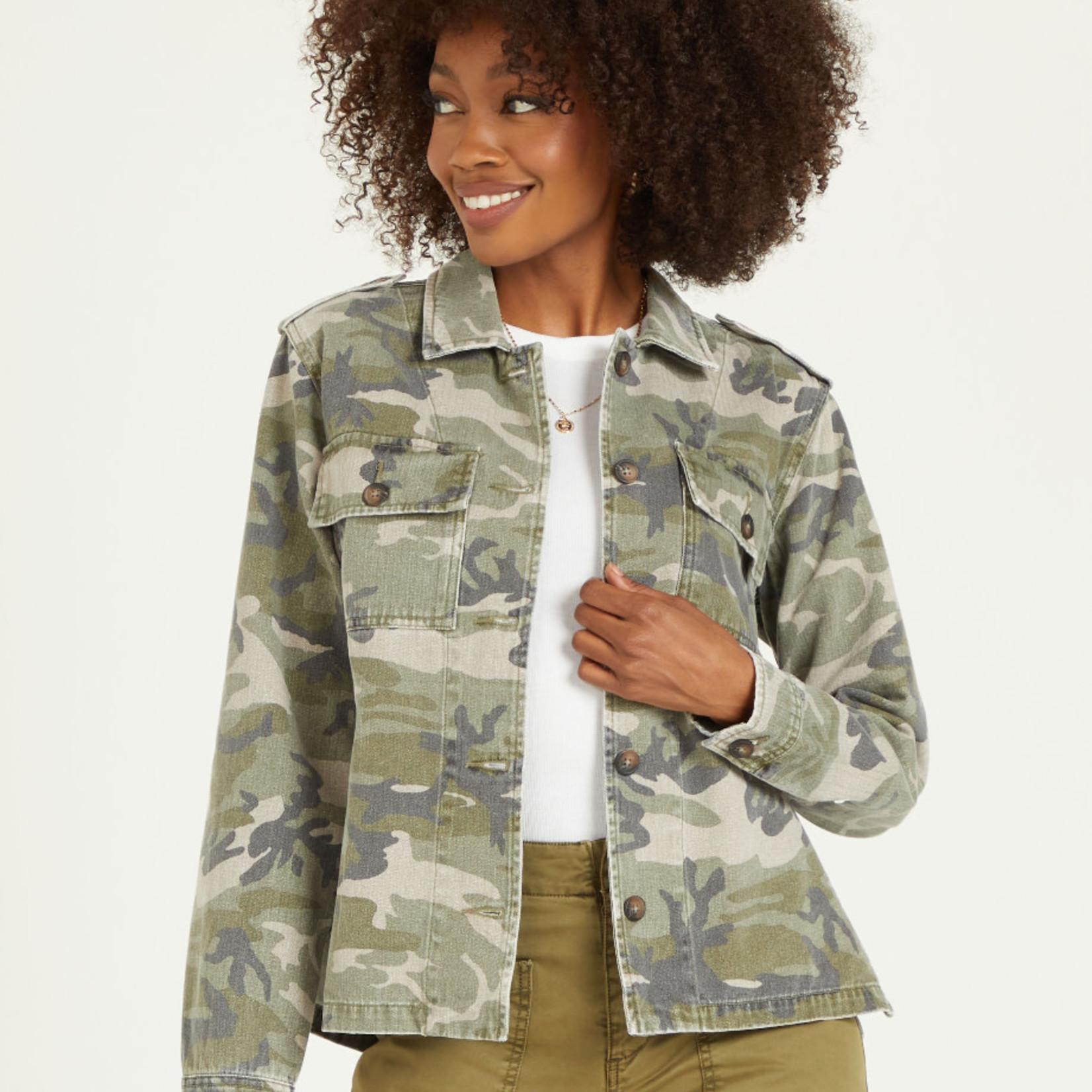 Dear John Loose Fit Jacket Patch Pocket DEAR JOHN CLOTHING