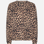 SoyaConcept Long Sleeve Lightweight Sweater Print
