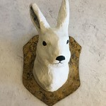 Cody Foster Wall Mount Winter Hare