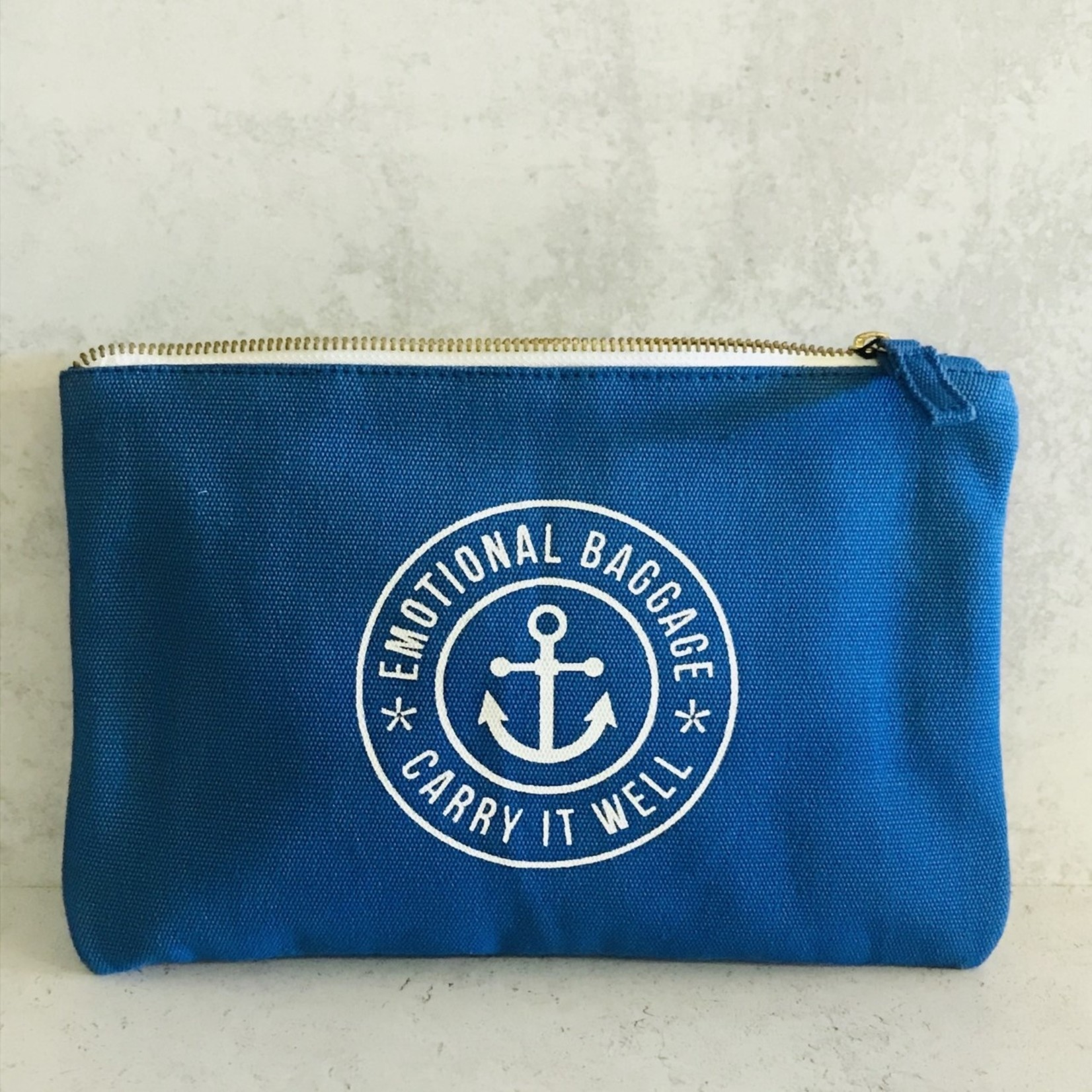 The School of Life School of Life-Emotional Baggage Pouch