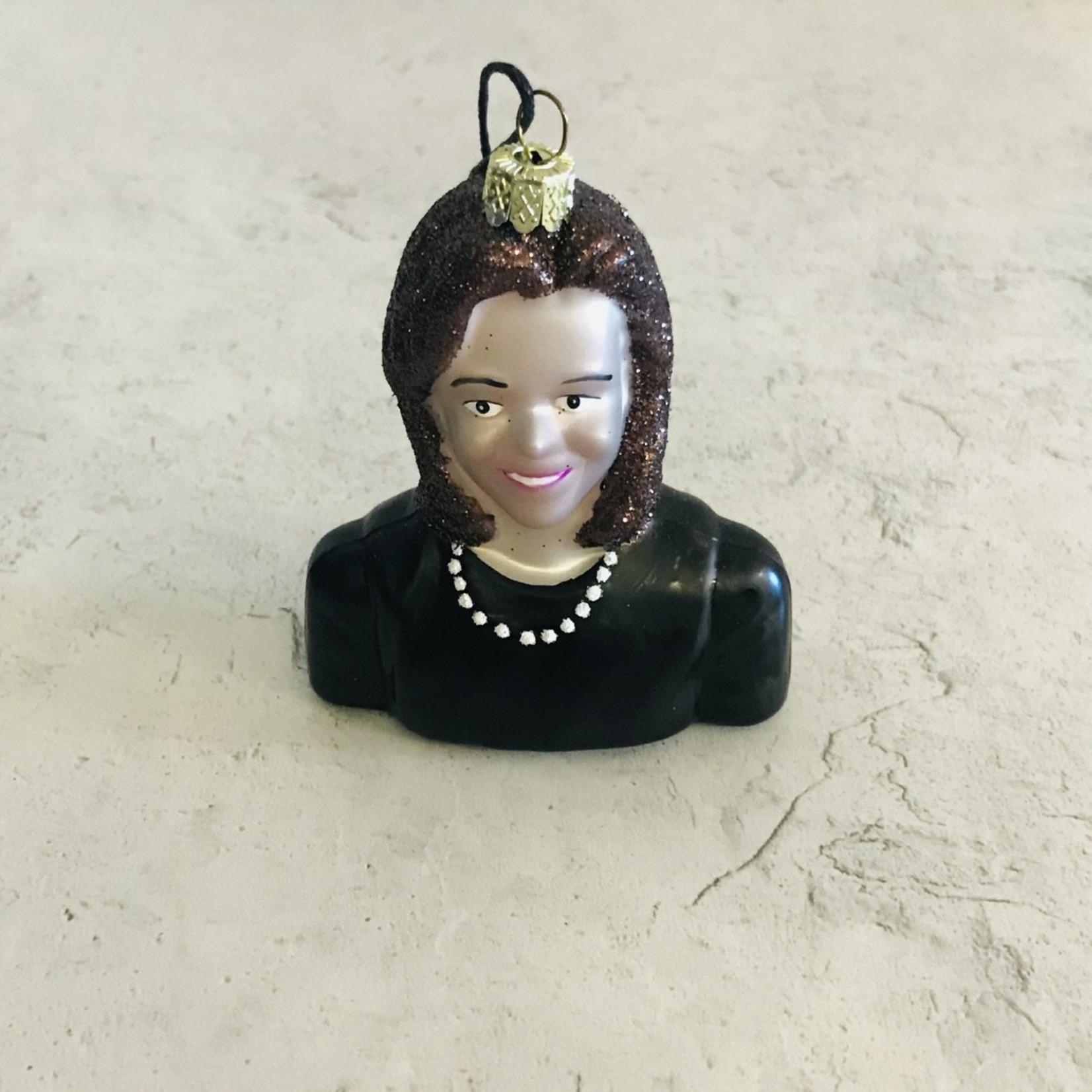 Cody Foster Michelle Obama Small Ornament