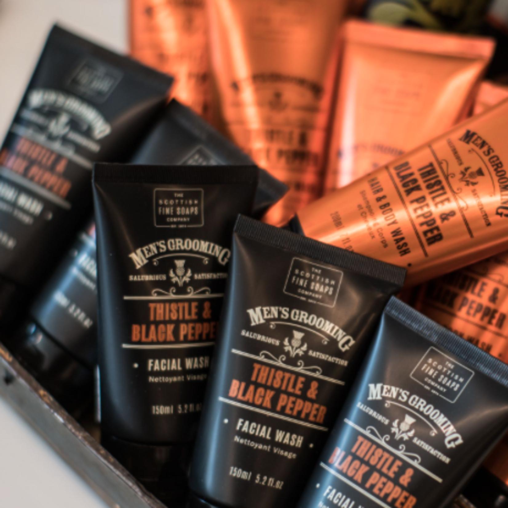 SFS-  Men's Hair & Body Shampoo-Thistle