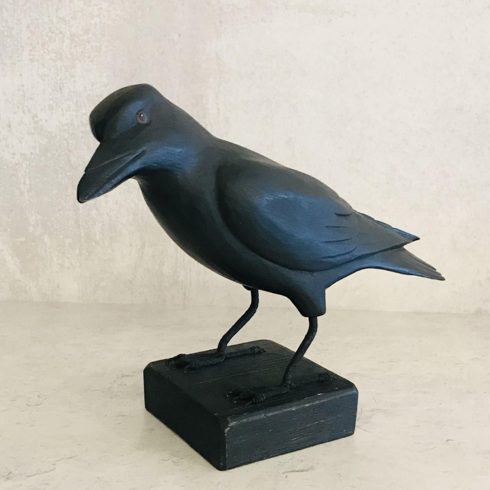 Aviologie Aviary Crow Large