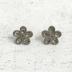 Himatsingka Jewelry Himatsingka Jewelry Rosa 5- Petal Diamond Earrings