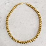 Himatsingka Jewelry Himatsingka Jewelry Star Pod Gold Plate Necklace