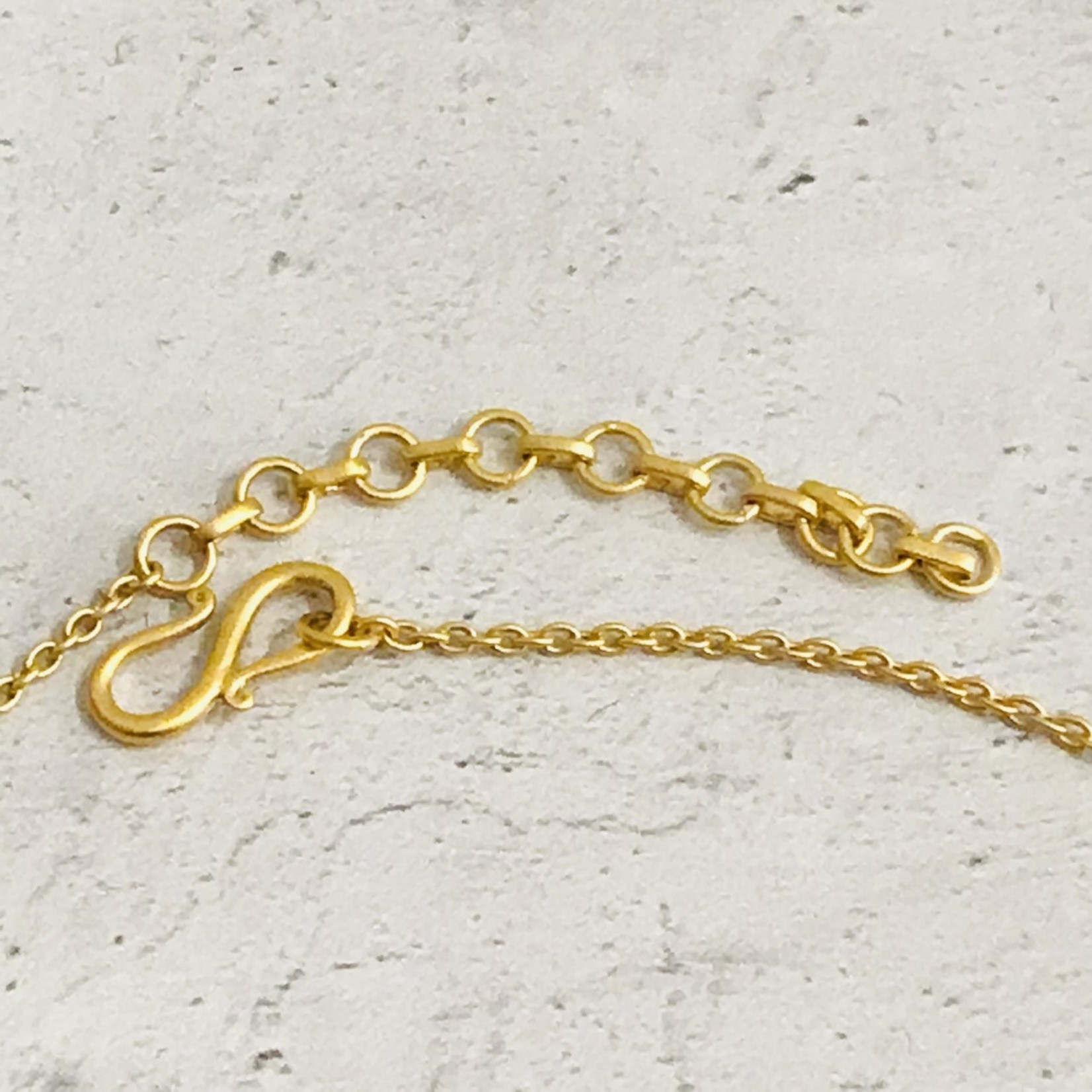 Himatsingka Jewelry Himatsingka Jewelry Calderi 2- Layer Necklace