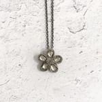 Himatsingka Jewelry Himatsingka Jewelry Rosa 5- Petal Diamond Pendant