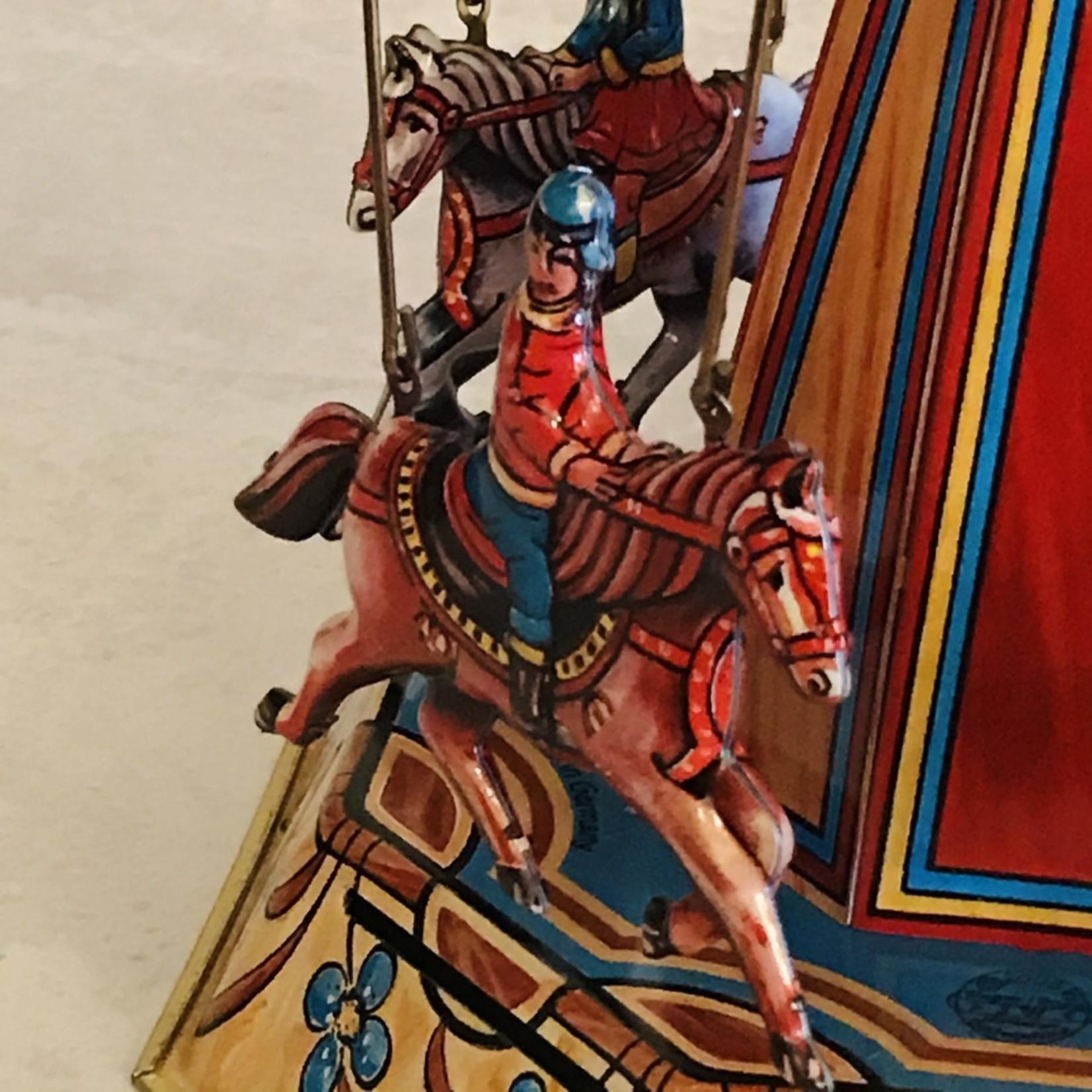 Blechfabrik Blechfabrik Royal Equestrian Carousel