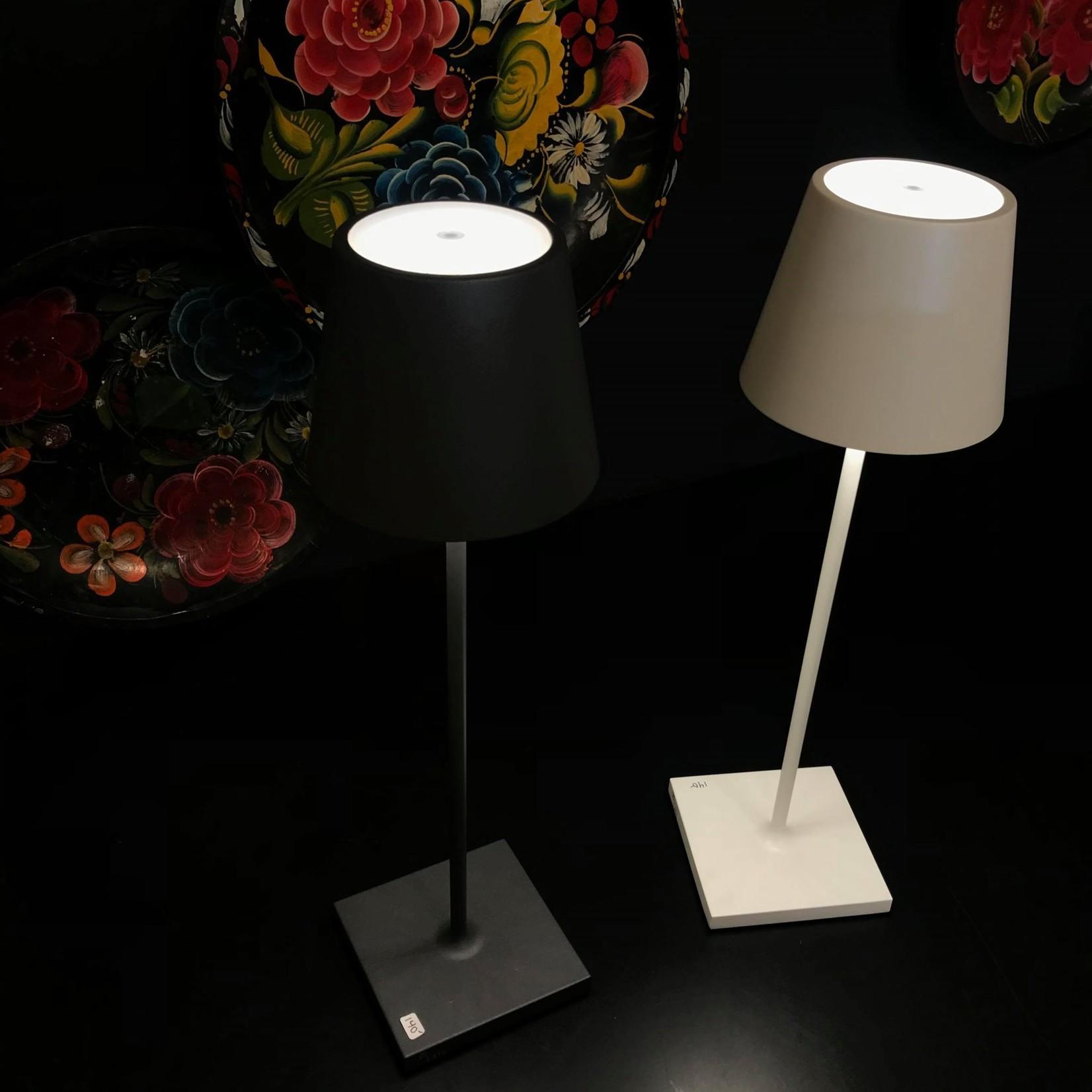 Ai Lati Lights Poldina Ai Lati Poldina Table Lamp Dark Grey