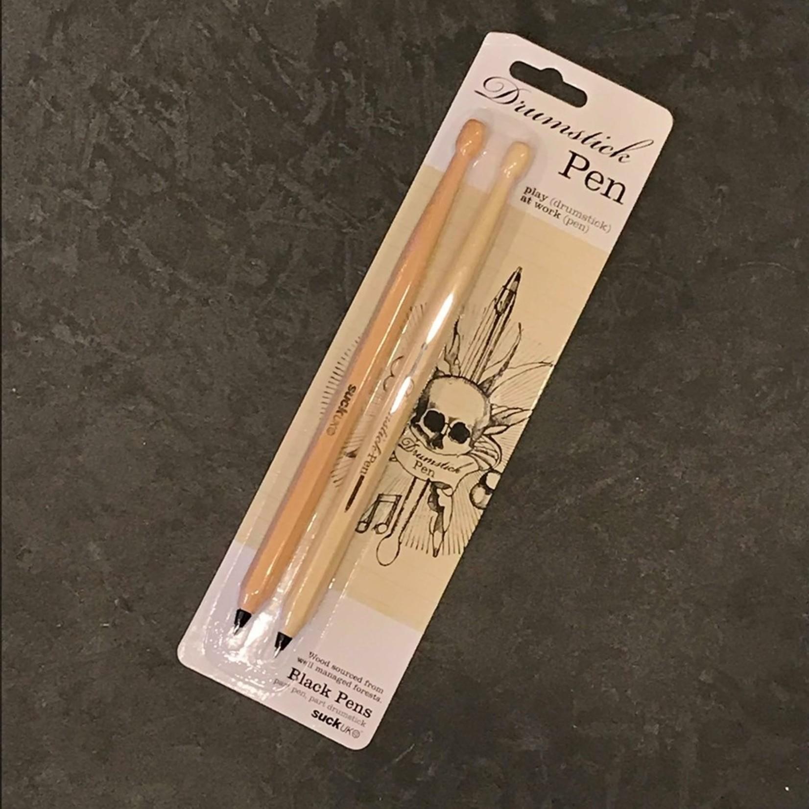 SKUK Black Drumstick Pen