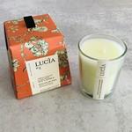 Lucia 20 Hrs Green Orange & Oak Moss Votive