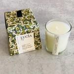Lucia 20 Hrs Olive Blossom & Laurel Votive