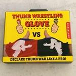 Kikkerland Thumb Wrestling Game