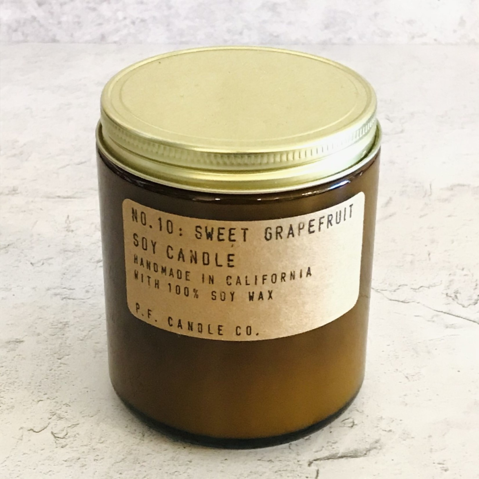 P.F. Candle P.F. Candle Co. Sweet Grapefruit  7.2oz Candle