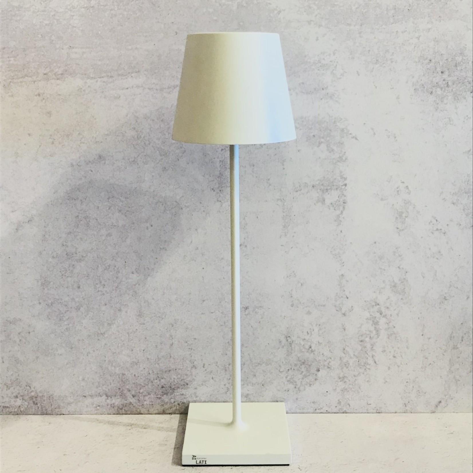 Ai Lati Lights Poldina Ai Lati Poldina Table Lamp White