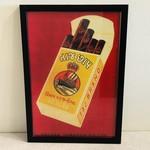 Market Vintage Ad Print Golden Tobacco