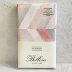 Bellora Bellora- Pink/ Grey Graphic Pillowcases (Pair)