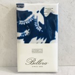 Bellora Bellora- Navy/White Abstract Pillowcases (Pair)