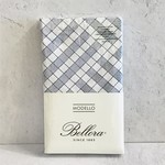Bellora Bellora- Navy/White Stripe Check Pillowcases (Pair)