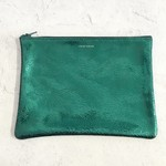 Tracey Tanner Tracey Tanner- Foil Zip Large Distress Emerald