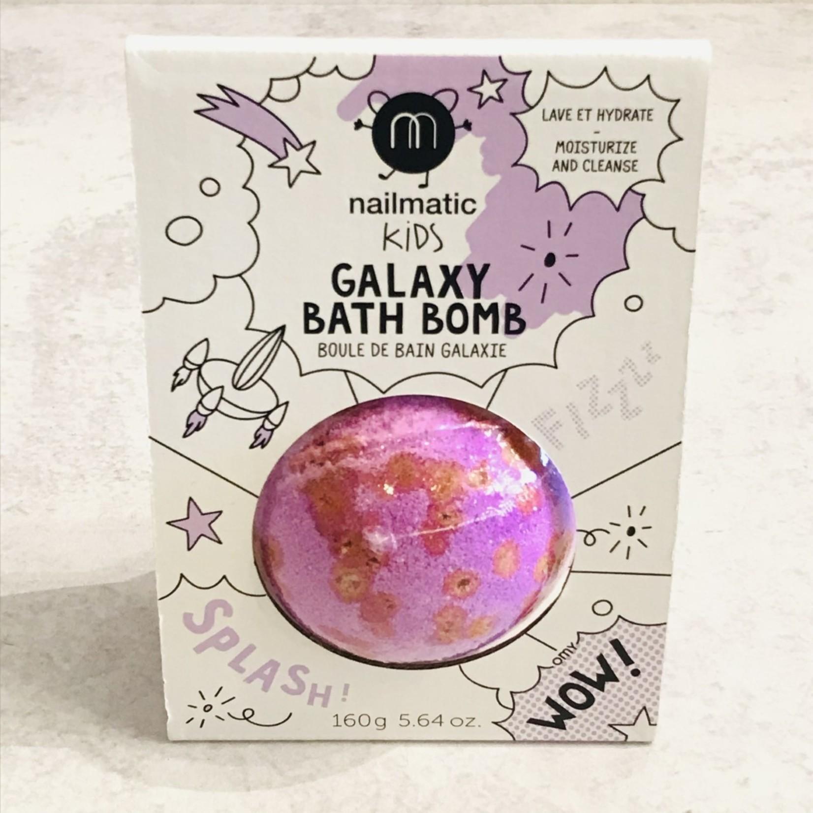 Nailmatic Nailmatic Crackling Bath Bomb Purple