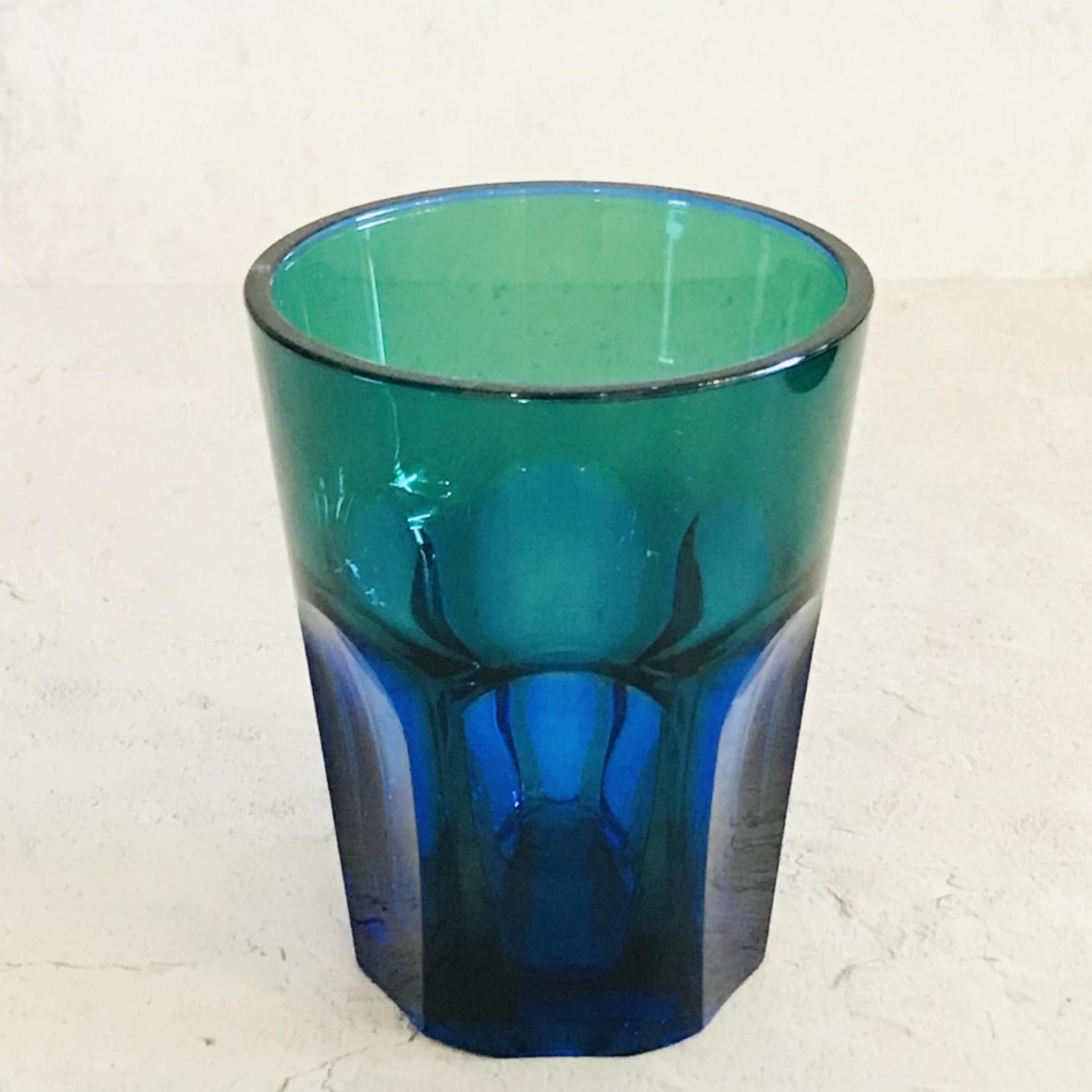 Marioluca Giusti Marioluca Giusti-  Double Face Tumbler-Blue/Green