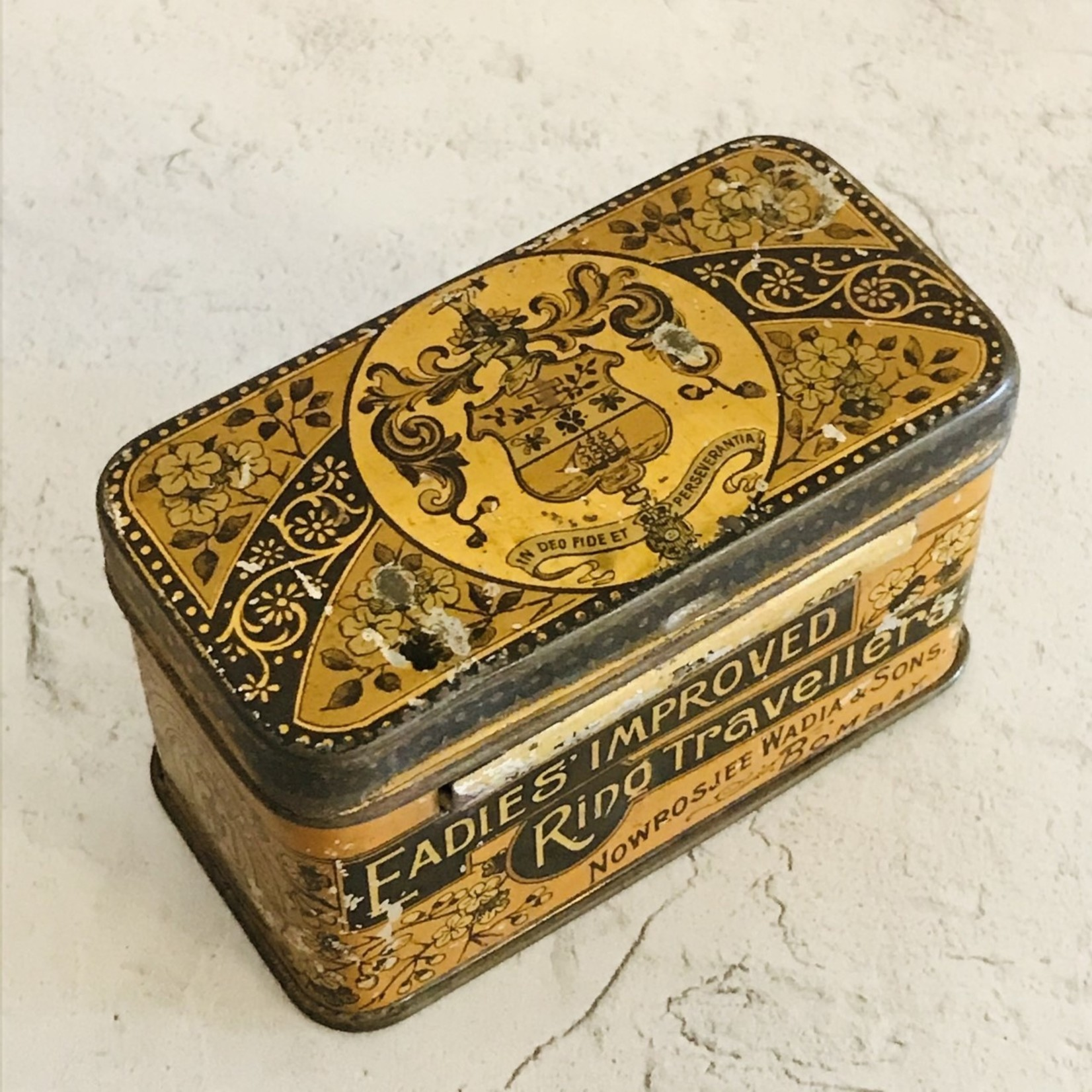 Vintage Container from Bombay