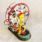 Blechfabrik Blechfabrik Ferris Wheel With 6 Gondolas