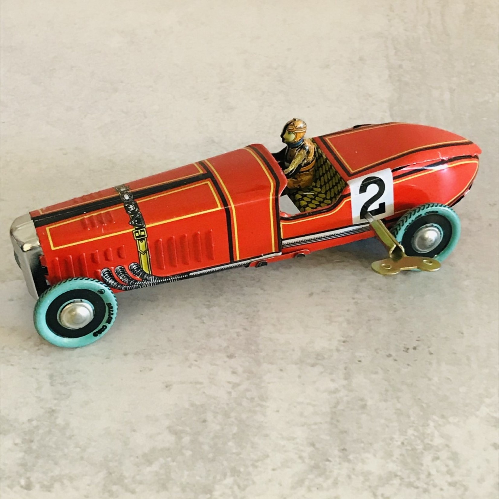 Blechfabrik Blechfabrik Racing Car Red