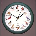 Singing Bird Clock - 8 inch