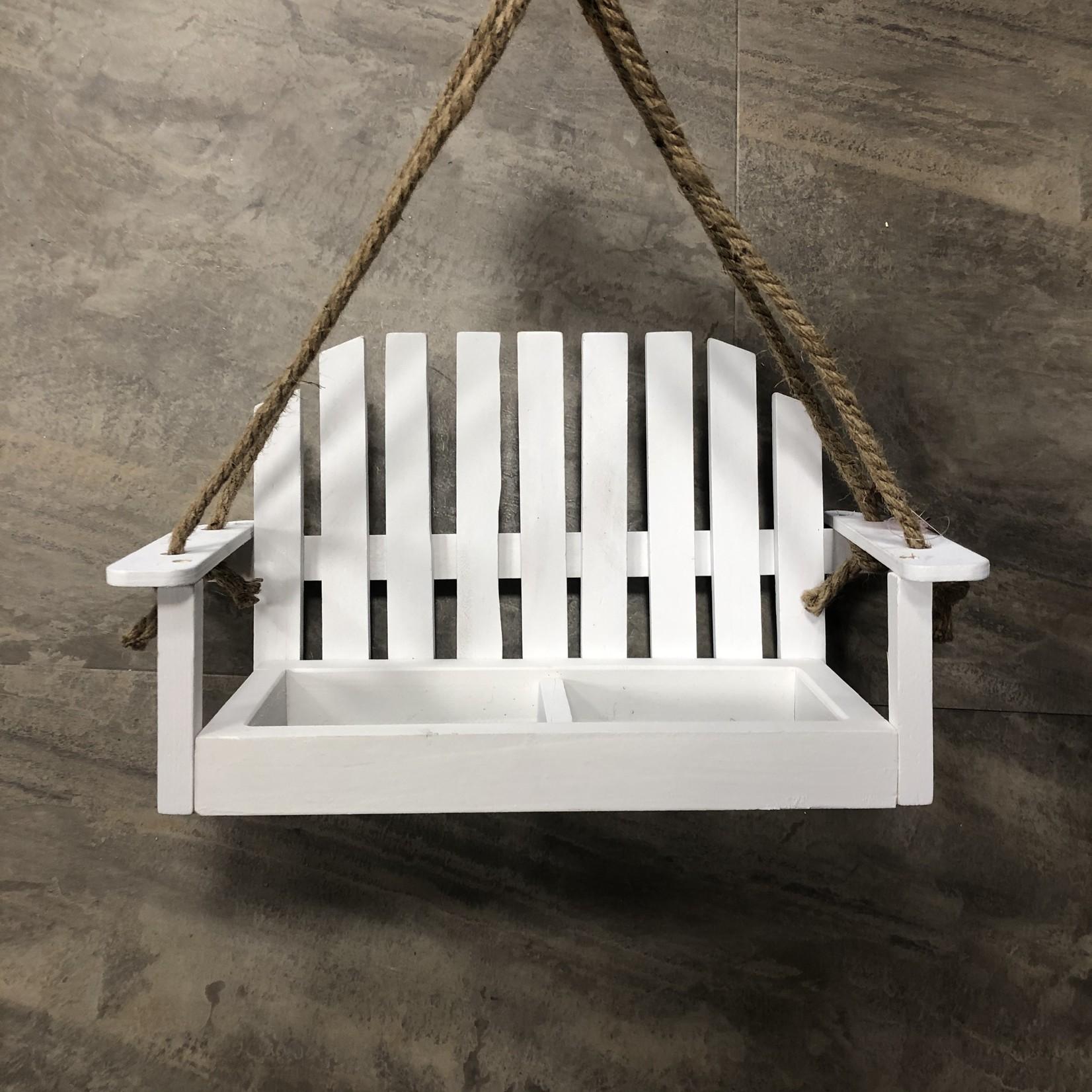 Swing Platform Tray Feeder