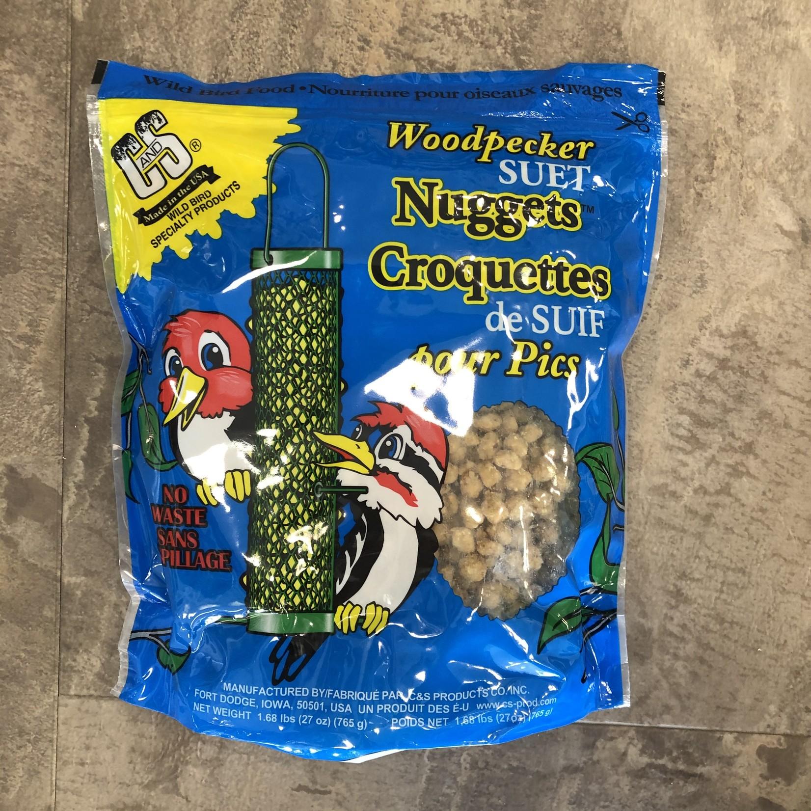 Woodpecker Suet Nuggets
