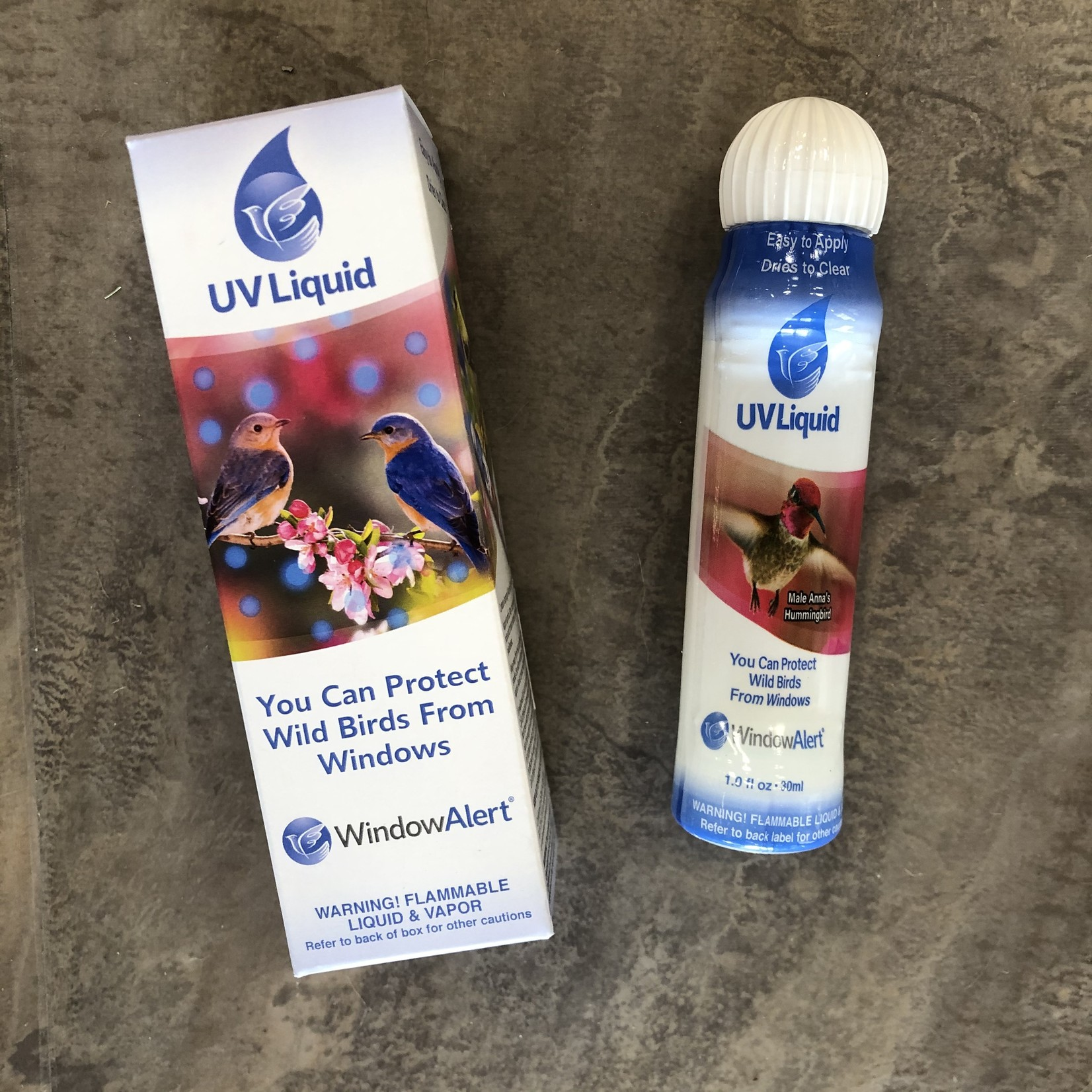Window Alert UV Liquid