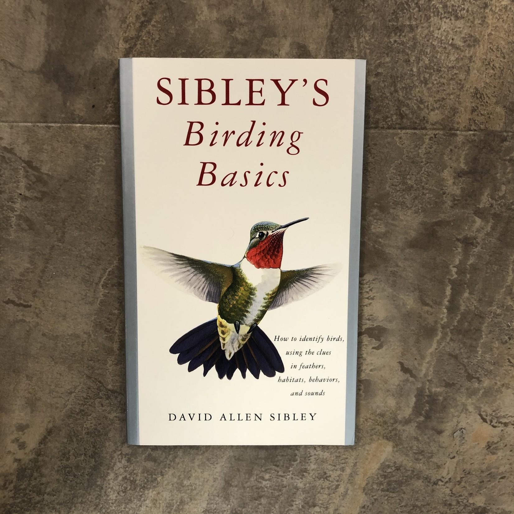Sibley Birding Basics