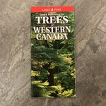 Folding Pocket Guide: Trees of Western Canada