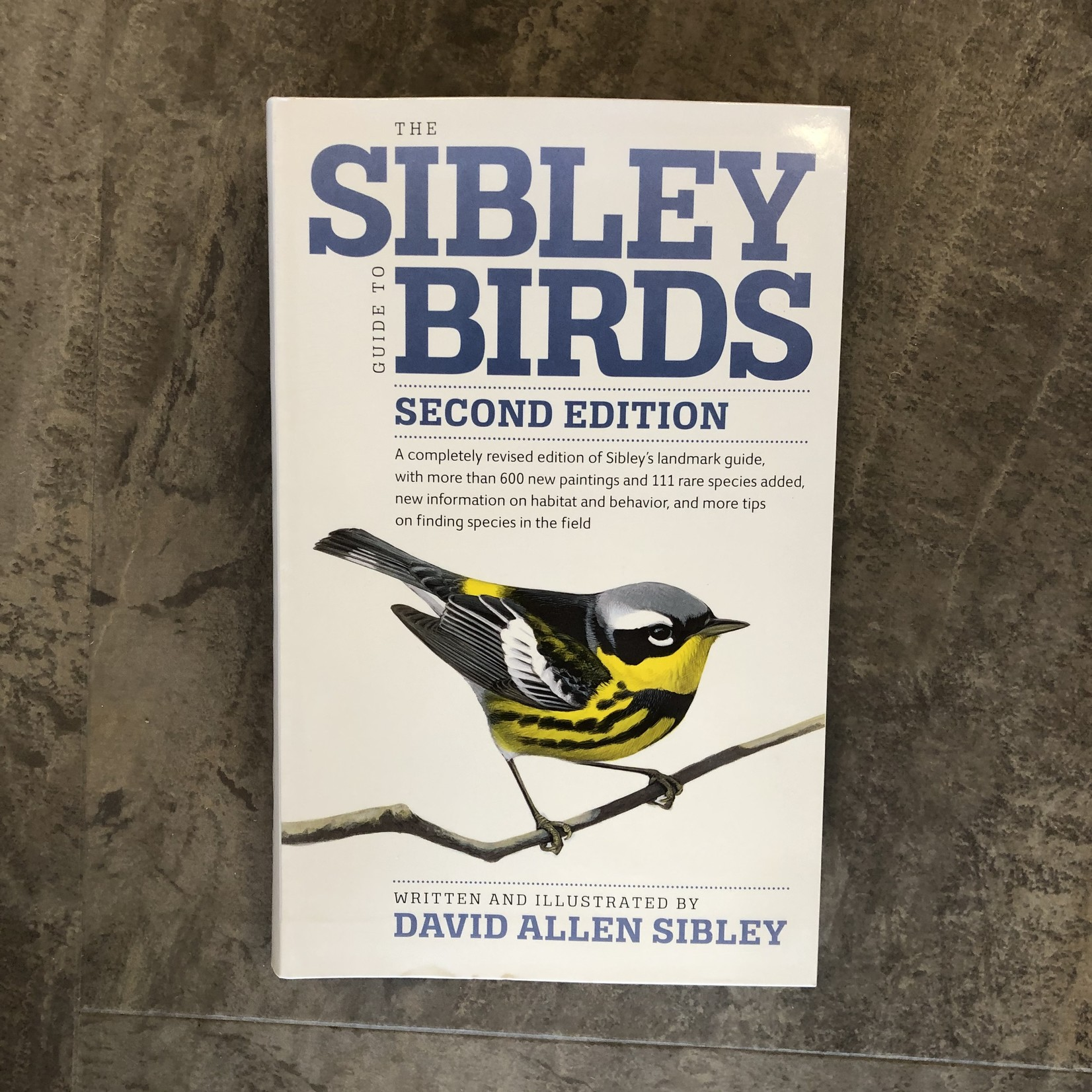 Sibley Guide to Birds - Second Edition