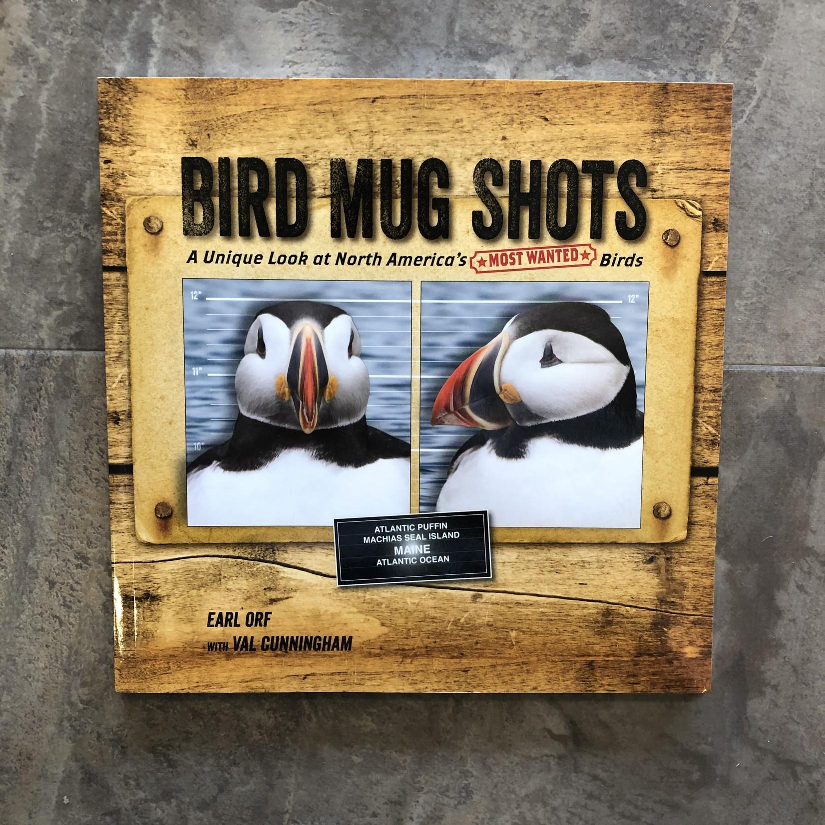Bird Mug Shots Book