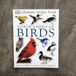 DK North American Birds Sticker Book
