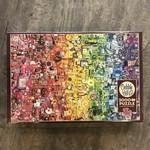Cobble Hill Puzzles Rainbow - 2000 pc Puzzle
