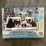 Cobble Hill Puzzles Porch Pals - Family Puzzle