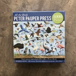 All the Birds - 1000 pc Puzzle