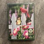 Cardinals & Peonies - 1000 pc Puzzle